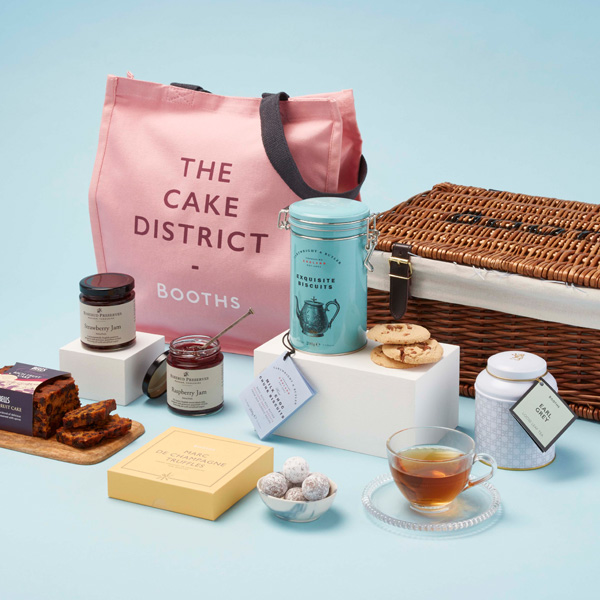 Booths Afternoon Tea Hamper